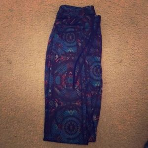 Yoga pants worn once due to wrong size
